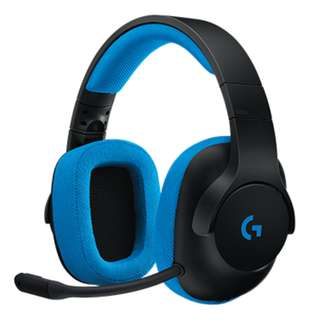 🚚 Logitech G233 PRODIGY WIRED GAMING HEADSET