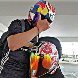 Mhr Helmet