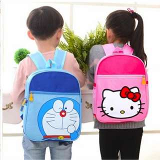 Unisex Girls Boys Backpack School Bag