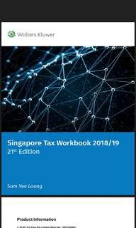 Tax Workbook 2018/19
