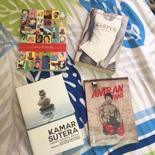 Novel Cerpen Fixi Amran Fans Catatan Matluthfi Hamka Kereta Mayat
