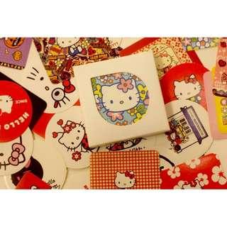 Hello kitty sticker set 38 pcs
