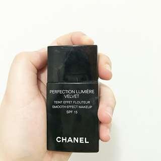 Chanel prefection lumierre velvet
