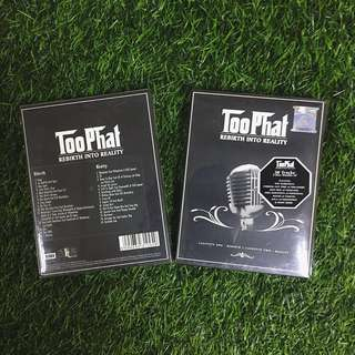 ORIGINAL CASSETTE TOOPHAT REBIRTH INTO REALITY
