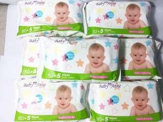 Baby Anne Wet Wipes