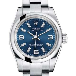 Rolex 176200 (Blue Dial)