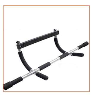 Iron Gym Alat Fitness Pull Up Bar Six Pack