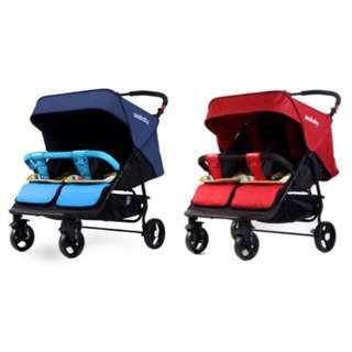 T22 Twin Stroller ❤️