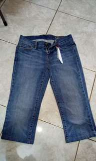 Jeans selutut small size