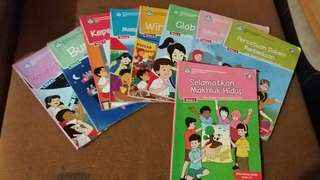 Buku Tematik Kelas 6