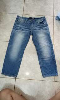 Celana jeans small size