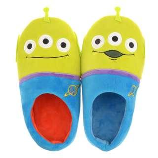Japan Disneystore Disney Store Pixar Collection Little Green Men Aliens Room Shoes