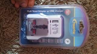 Multi Travel Adaptor