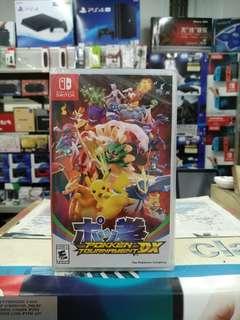 🆕 Nintendo Switch Pokken Tournament DX