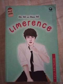 Novel - Limerence by Yuli priatna