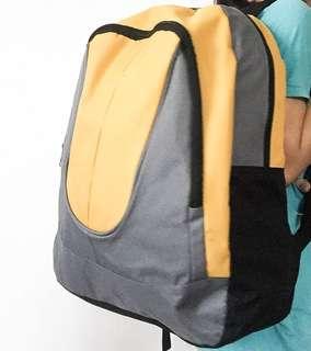 Orange and Gray Hershey's Backpack
