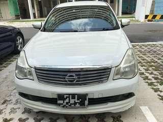NISSAN SYLPHY  2.0 Auto 2008 RM 4500 BODY CASH DEPOSIT RM 500 COLLECT JB STATUS SG SCRAP 🇸🇬