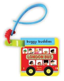London bus buggy board book
