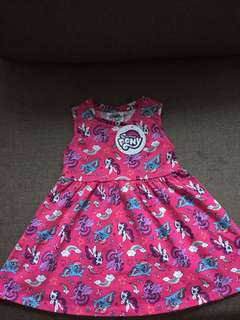 Pony Dress : 18-24mths