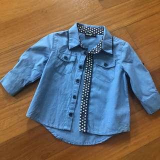 New Bardot shirt from Australia