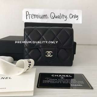Ready Stock Chanel Card Case double