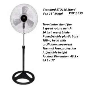 Standard Stand Fan
