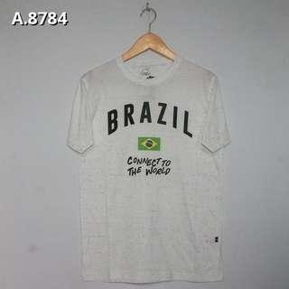 Kaos Brazil - Mambo  Kode:A.8784