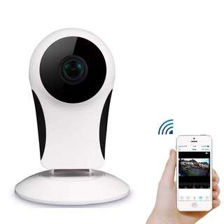 1418. Wireless IP Camera 1080P, SKYVIEW HD 1080P Wireless Home WIFI Camera, Indoor Security Surveillance Video Baby Monitor, Two Way Audio, Motion Detection, Night Vision Apply to Baby/Elder/Pet/Nanny/Office