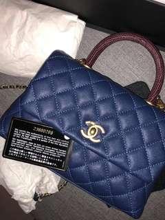 現貨 Chanel Coco Handle 24cm
