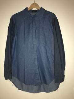 THE FIFTH LABEL Denim Shirt - Worn Once