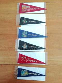 New Zealand Pennant Flags.