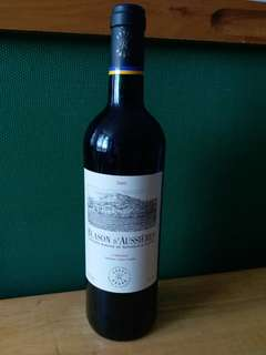 【Red Wine紅酒】 Domaines Barons de Rothschild Corbieres Blason d'Aussieres, LANGUEDOC-ROUSSILLON, FRANCE (750ml) 2009 Aggregated Critic Score 86/100