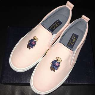 POLO PINK SHOES🌸