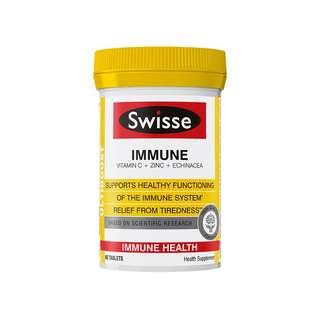Swisse Ultiboost Immune 60 Tablets