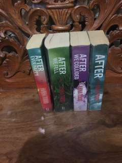 After series by anna todd