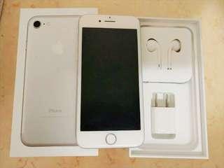 iPhone 7   銀色256G