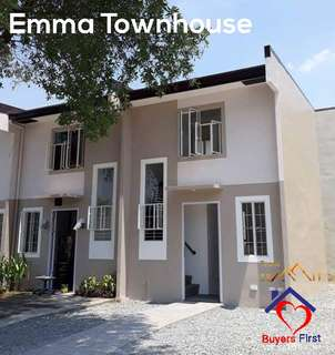 Affordable Emma Townhouse for Sale in Lancaster New City Cavite