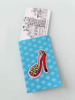 Ezlink Card Holder-Fashion High Heel
