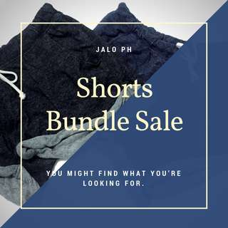 Shorts Bundle!!!