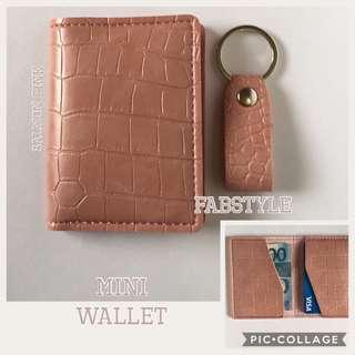 Men's Wallet & Key Chain