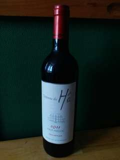 【Red Wine紅酒】 2011 Chateau Du Ha, HAUT-MEDOC, FRANCE (750ml)