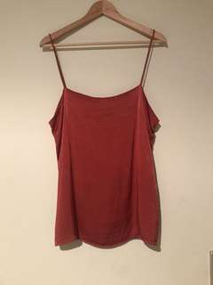 ATMOS&HERE Berry Camisole - Worn Once