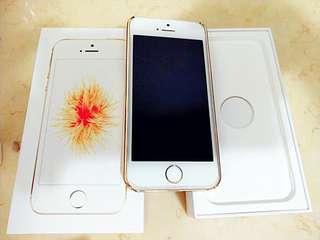 iPhone SE   金色64G