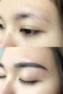 6D+Misty Eyebrow Embroidery