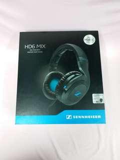 Sennheiser HD6 MlX