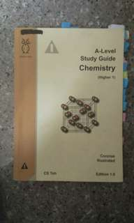 H1 CHEMISTRY GUIDE BOOK