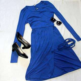 Old Navy Blue Dress (New w/ Tags)
