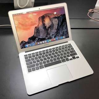 "Macbook Air 13"" 2013 128G 只要13000 !!!"