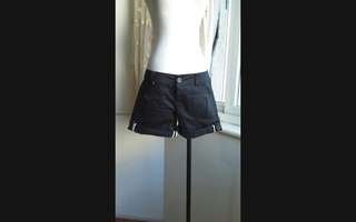 🚚 a la sha 棉質反摺褲