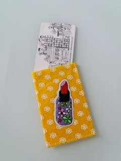 Ezlink Card Holder-Fashion Lipstick
